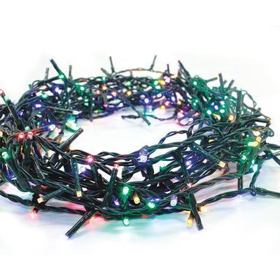 Vánoční venkovní LED řetěz 8 funkcí RGB - 3