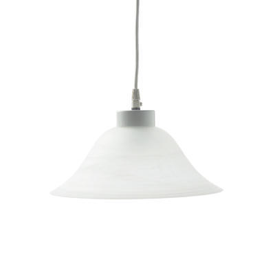 Stínidlo Bowl - S - bílé - 1