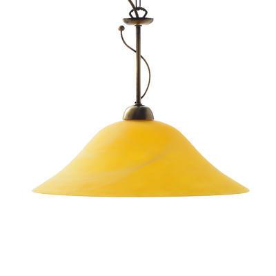 Stínidlo Bowl - L - žluté - 1