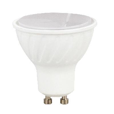 SMD LED žárovka GU10 7W 100° Stmívatelná