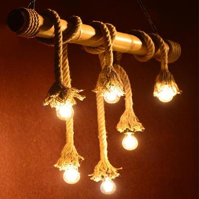 Závěsné svítidlo Bamboo - 3 - 1