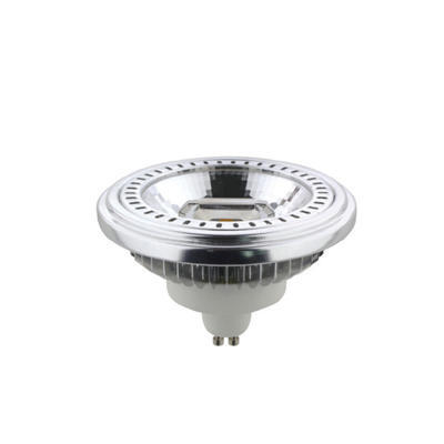 COB LED žárovka GU10 15W 40° Stmívatelná