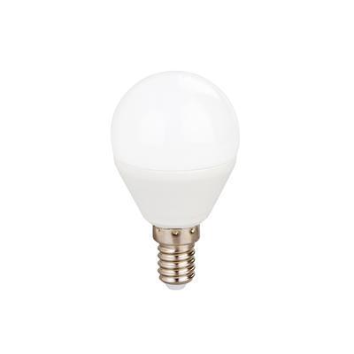 SMD LED žárovka Ball E14 5,5W Stmívatelná