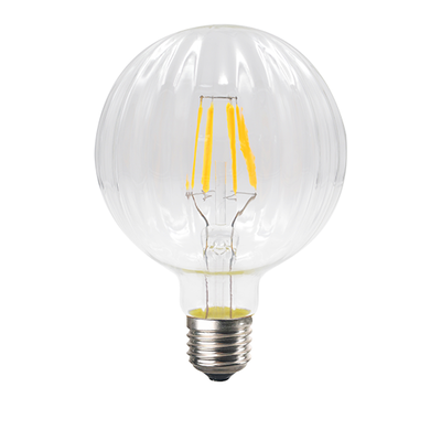 LED žárovka Filament Bari E27 6W, Čirá - 1