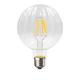 LED žárovka Filament Bari E27 6W, Čirá - 1/2