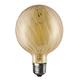 LED žárovka Filament Bria E27 6W, Jantar - 1/2