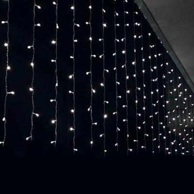 Vánoční venkovní LED dekorace Závěs CW - 1