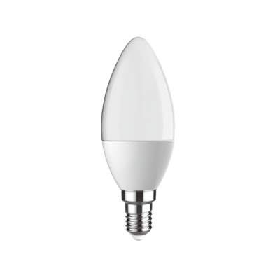 LED žárovka STEP stmívatelná svíčka E14 7W