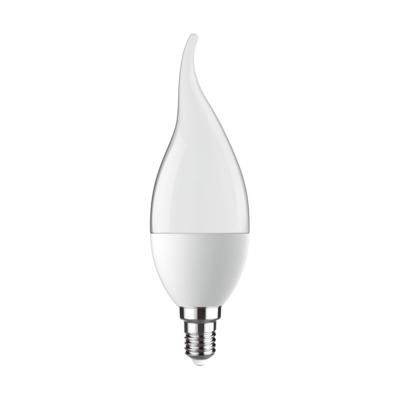 LED žárovka STEP stmívatelná svíčka tip E14 7W