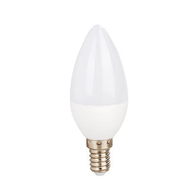 SMD LED žárovka Candle E14 3W
