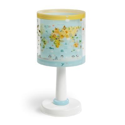 Dětská stolní lampička Baby World - 1