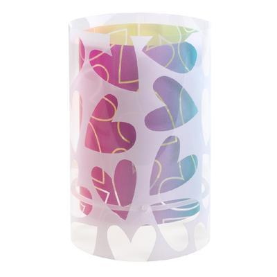 Dětská stolní lampička Cuore - 1