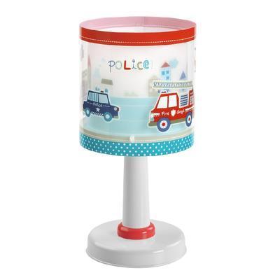 Dětská stolní lampička Police - 1