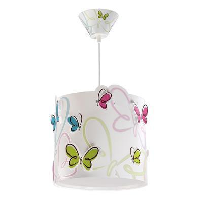Dětské závěsné svítidlo Butterfly - 1