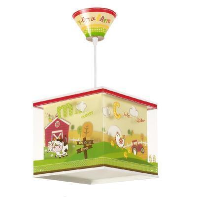 Dětské závěsné svítidlo My Little Farm - 1