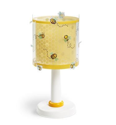 Dětská stolní lampička Bee Happy - 1