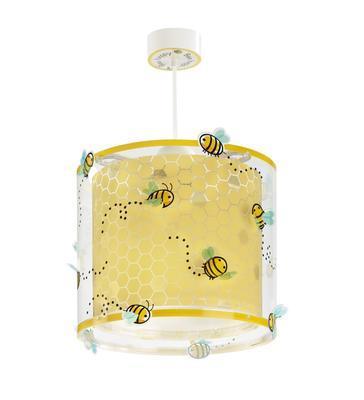 Dětské závěsné svítidlo Bee Happy - 1