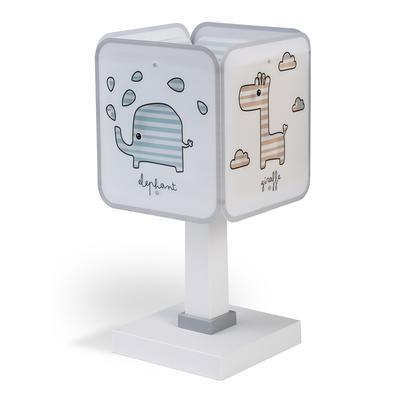 Dětská stolní lampička Baby Zoo - 1