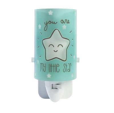 Noční lampička My Little Star, zelená, zelená - 1