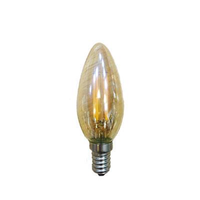 LED žárovka Filament Candle E14 4W Stmívatelná WW