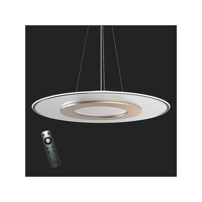 Závěsné LED svítidlo Dalen 2D Gold - 1