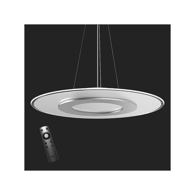 Závěsné LED svítidlo Dalen 2D Silver - 1