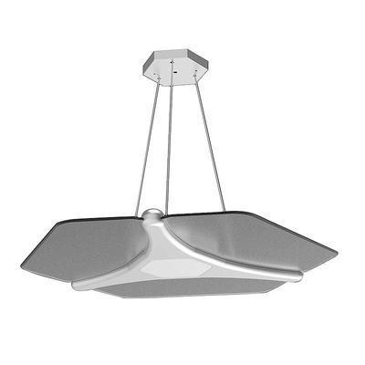 Závěsné LED svítidlo Dalen 2S Plus Silver - 1