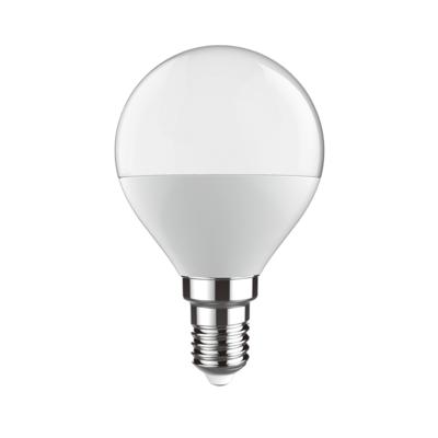 LED žárovka STEP stmívatelná ball E14 7W