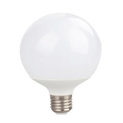 SMD LED žárovka G95 E27 16W