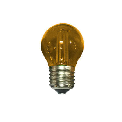Filament LED žárovka E27 4W - 1