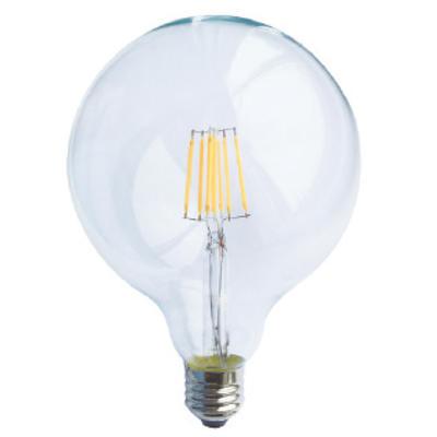 LED žárovka Filament Globe E27 O125 8W