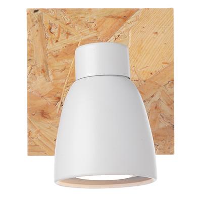 Stropní/Nástěnné svítidlo Chipboard 1 - 1