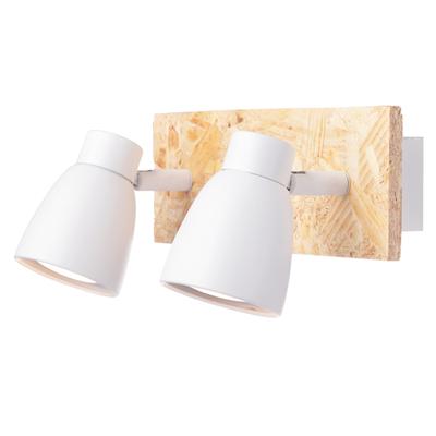 Stropní/Nástěnné svítidlo Chipboard 2 - 1