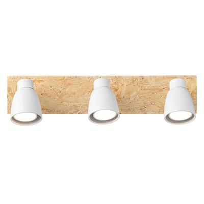 Stropní/Nástěnné svítidlo Chipboard 3 - 1