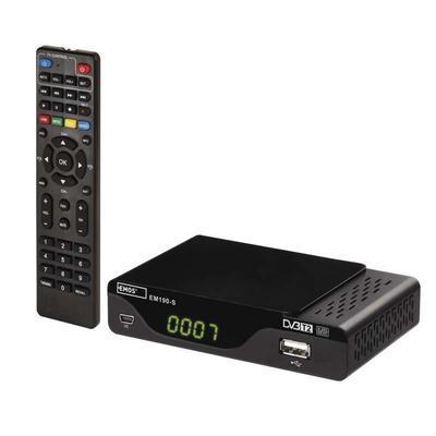 Set-top box DVB-T2 s externím přijímačem - 1