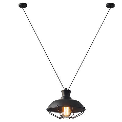 Závěsné svítidlo Industry - 6 - 1