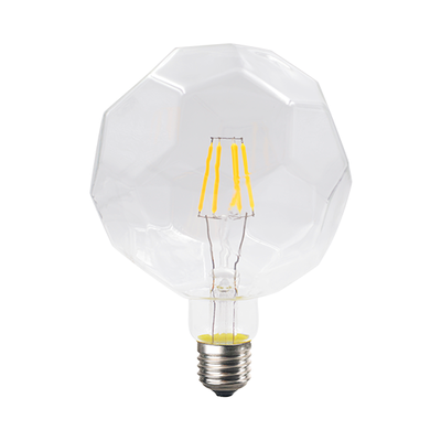 LED žárovka Filament Lig E27 6W, Čirá - 1