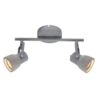 Stropní/Nástěnné svítidlo Cement Spot 2 - 1
