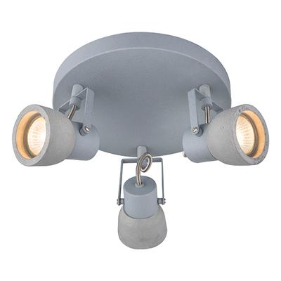 Stropní/Nástěnné svítidlo Cement Spot 3 - 1