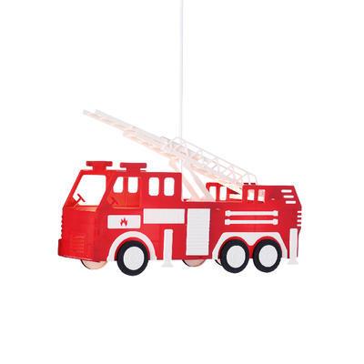 Dětské svítidlo Firetruck - 1