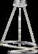 Závěsné LED svítidlo PERIA - 2 - 1/2
