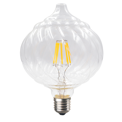 LED žárovka Filament Pine E27 6W, Čirá - 1