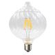LED žárovka Filament Pine E27 6W, Čirá - 1/2