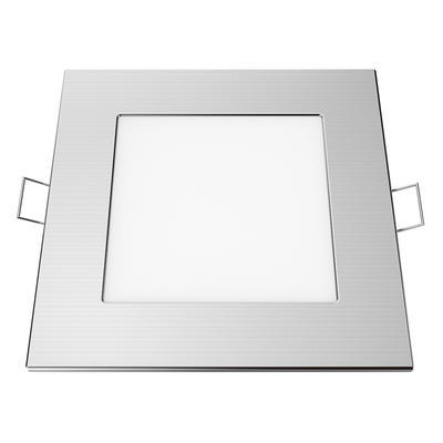 Zapuštěný LED panel 6W 120x120 mm - 1