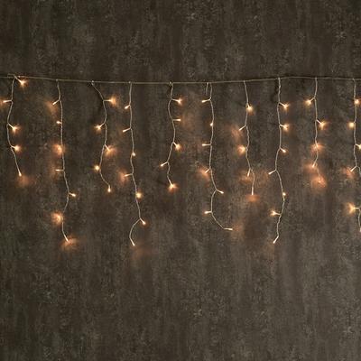 Vánoční venkovní LED dekorace Déšť WW