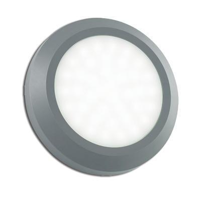 Fasádní LED svítidlo Round - 1