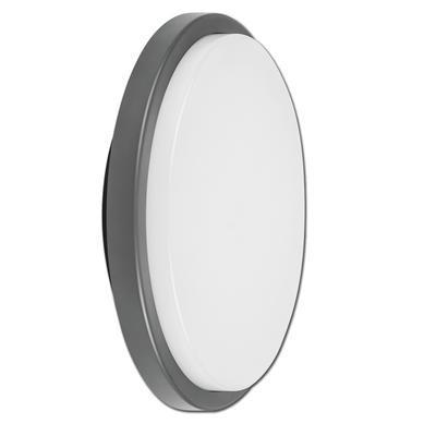Fasádní LED svítidlo Flat - Round - 1