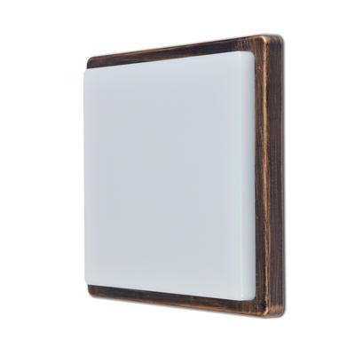 Fasádní LED svítidlo Flat - Square - 1