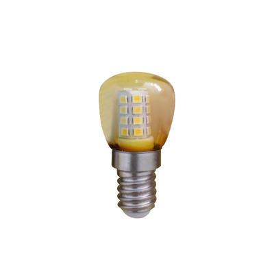 SMD LED žárovka E14 1W - žlutá - doprodej, Žlutá