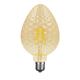 LED žárovka Filament Tera E27 6W, Jantar - 1/2